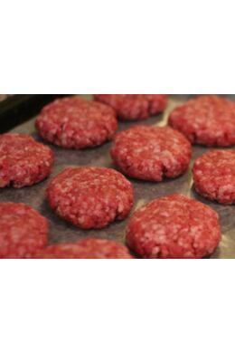 NPK Charolais Hamburger húspogácsa