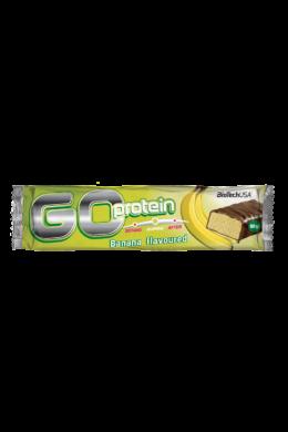 BioTechUSA Go Protein 80g banán