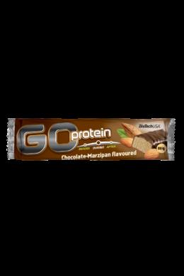 BioTechUSA Go Protein 80g csokoládé-marcipán