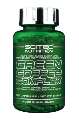 Scitec Green Coffee Complex 90 kapsz.