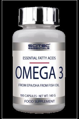 Scitec Omega Omega3 100 kapsz.