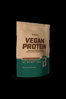 BioTechUSA VEGAN Protein 500g csokoládé-fahéj