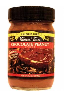 Walden Farms - Chocolate Peanut Spread (Csokis Mogyoróvaj) 340 g