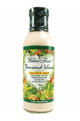Walden Farms Dressing  - Thousand Island Dressing (ezersziget salátaöntet) 355 ml