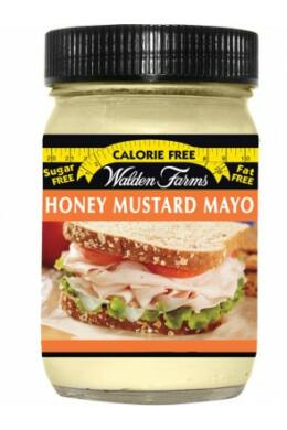 Walden Farms - Honey Mustard Mayo (Mustáros Majonéz) 340 g