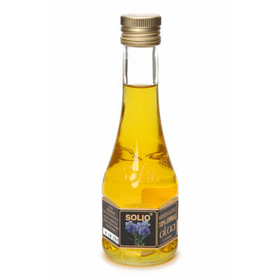 Solio - Lenmag olaj 200 ml