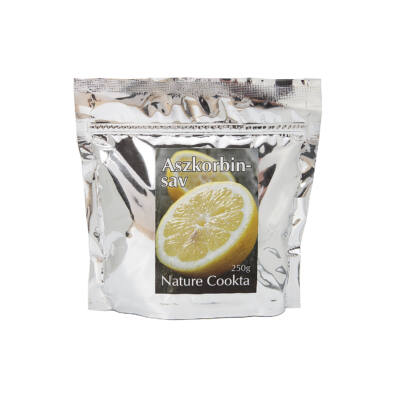 Natur Cookta - Aszkorbinsav 250 g