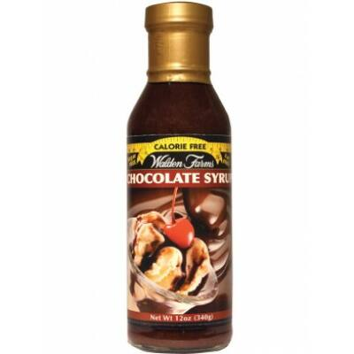 Walden Farms Szirup - Chocolate Syrup (Csoki Szirup) 340g