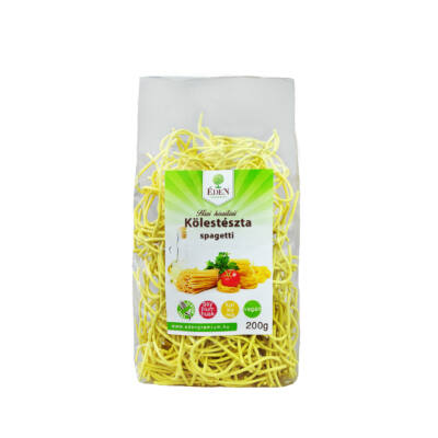 Éden Prémium - Kölestészta Spagetti 200g