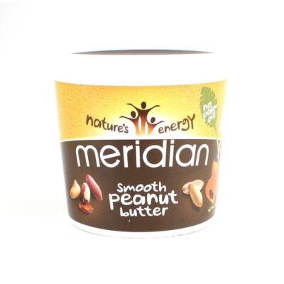 Meridian - Földimogyorókrém Smooth 1 kg