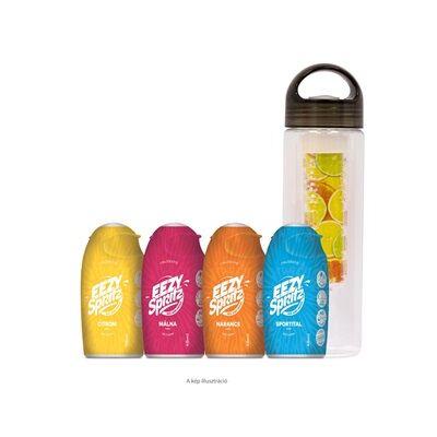 Eezy Spritz (4db) csomag klasszikus ízek + Infuser palack