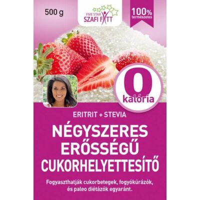Szafi Reform Paleo négyszeres erősségű (1:4) cukorhelyettesítő 500 g