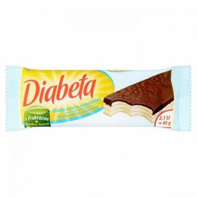 Diabeta -Tejes krémmel töltött ostya 45 g