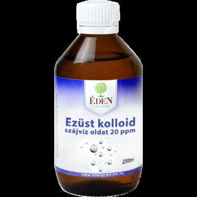 Éden Prémium Ezüst Kolloid 250 ml