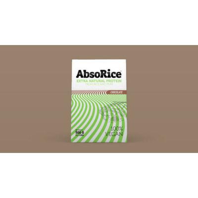 Absorice Extra natural Csokoládés Protein 100% Vegán 500 g