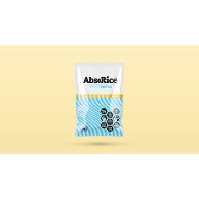 Absorice Extra natural protein 100% vegan 500 g Cappuccino