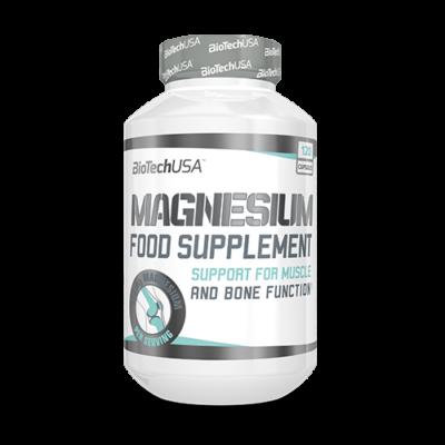 BiotechUSA Magnézium 120 tbl