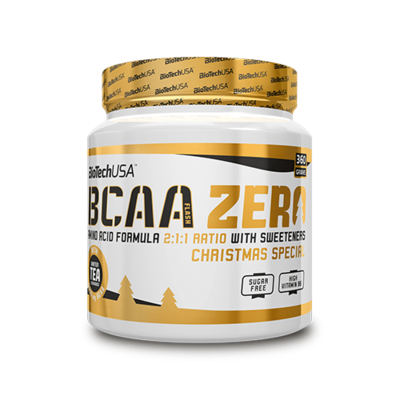 BiotechUSA BCAA Flash Zero Barackos Ice Tea 360 g