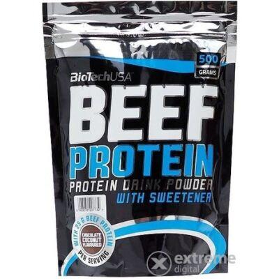 BiotechUSA Beef Protein csokoládé-kókusz 500 g