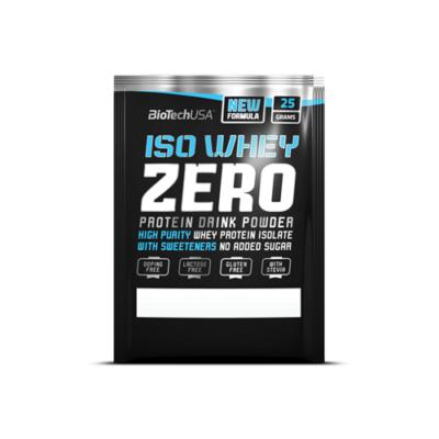 BioTechUSA - Iso Whey Zero 25g - fehér csokoládé