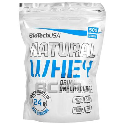 BiotechUSA Natural Whey 500 g