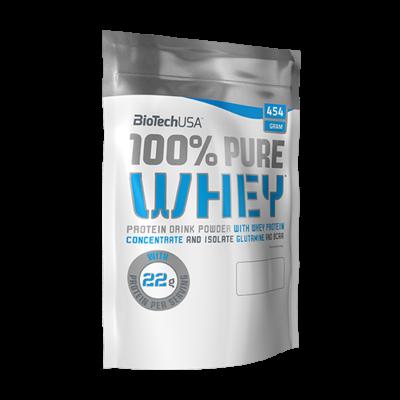 100% Pure Whey 454g - banán ízű