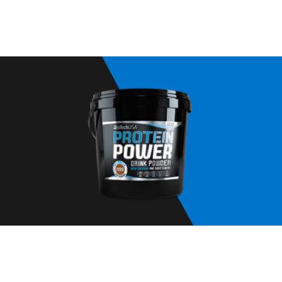 BiotechUSA Protein Power 1 kg