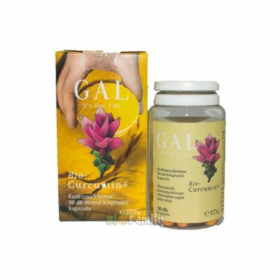 GAL Bio-Curcumin 30 db