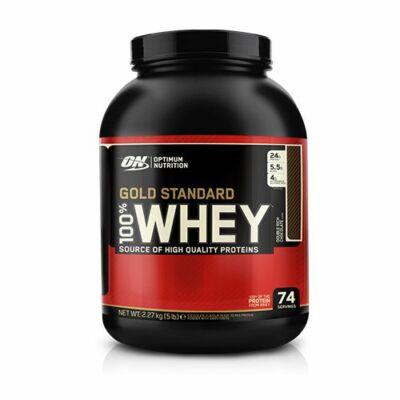 Optimum Nutrition, Gold Standard 100% (több ízben)
