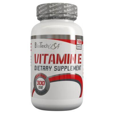 BioTechUSA Vitamin E 100 caps