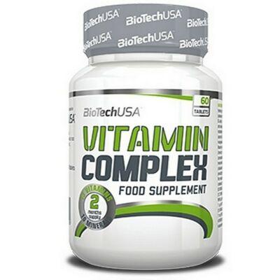 BioTechUSA Vitamin Complex 60 tbl