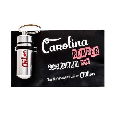 Chilion Carolina Reaper kulcstartó