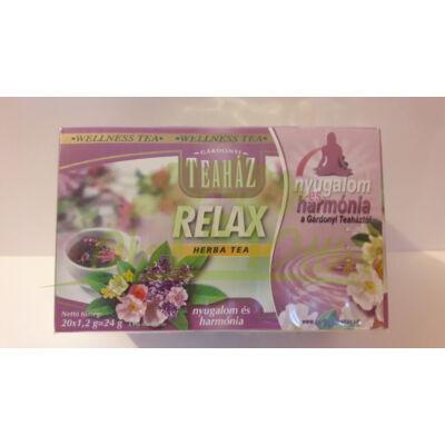 Gárdonyi relax herba tea 24 g