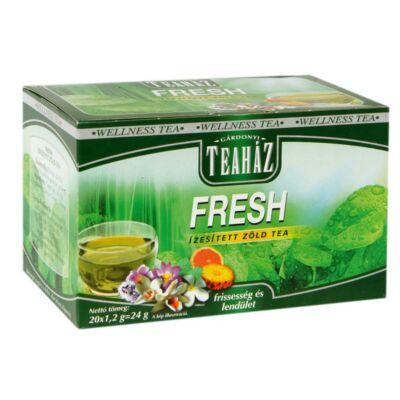 Gárdonyi zöld tea natúr 24 g