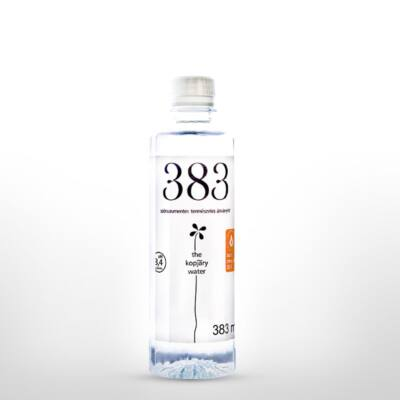 383 the kopjary water 383 ml
