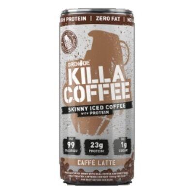 Grenade, Killa Coffe 250 ml Caffe Latte