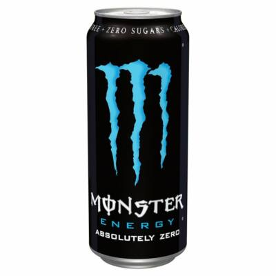 Monster Absolute Zero 500 ml