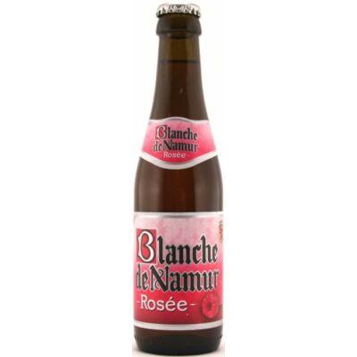 Blanche de Namur Rosée - belga málnás búzasör (0,33 l, 3.4%)