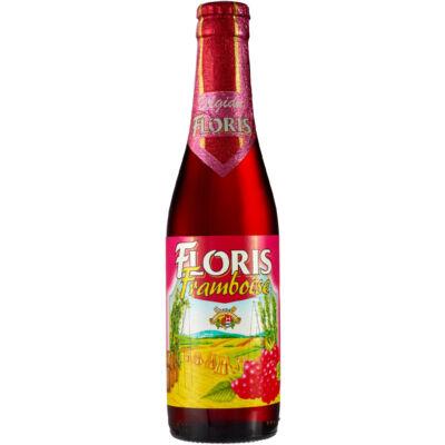 Floris Framboise belga málna sör (0,33 l, 3,6%)