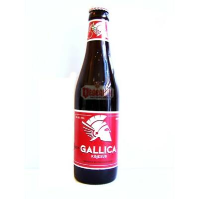 Gallica Kriexus belga meggyes ale (0,33 l, 8%)