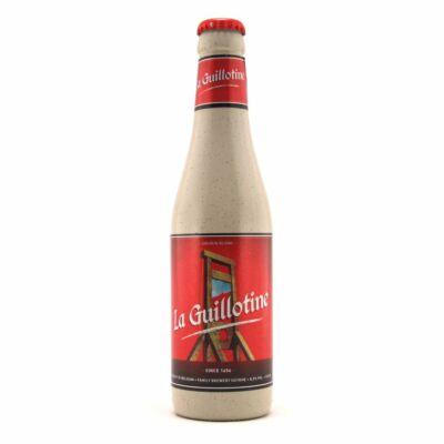 La Guillotine belga sör (0,33 l, 8,5%)