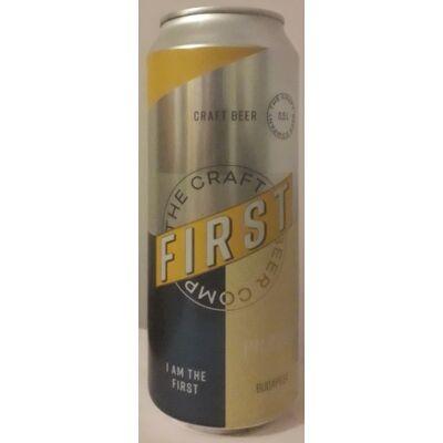 First Pilsner (0.33l, 4.5%)