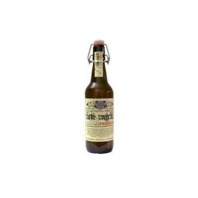 Fóti Zwickl szűretlen világos sör  0,5l 4.5%