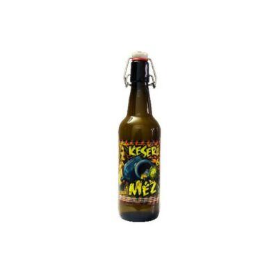 Fóti Keserű Méz szűretlen világos sör 0.5l, 6%