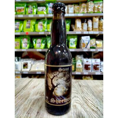 Bors Sherwood Barna Ale (0.33l, 6.5%)