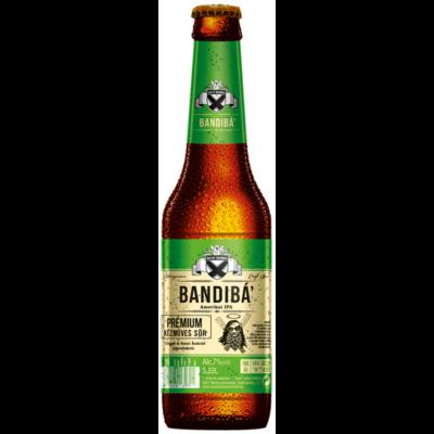 Békésszentandrási Bandibá 0,33 l kézműves sör