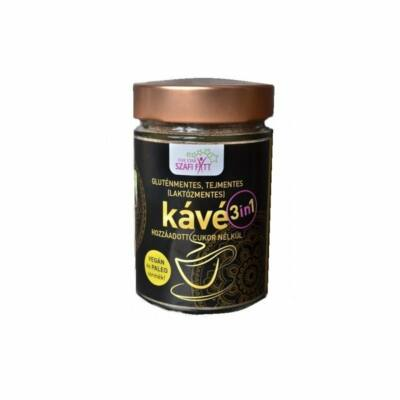 Szafi fitt 3in1 kávé gluténmentes 200 g