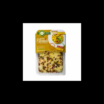 Endless Biotech - Curry rizottó 280 g