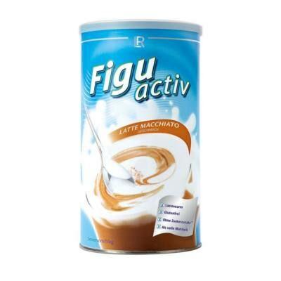 Figuactiv Latte Shake