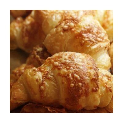 Gyorsfagyasztott sajtos croissant 5x65 g